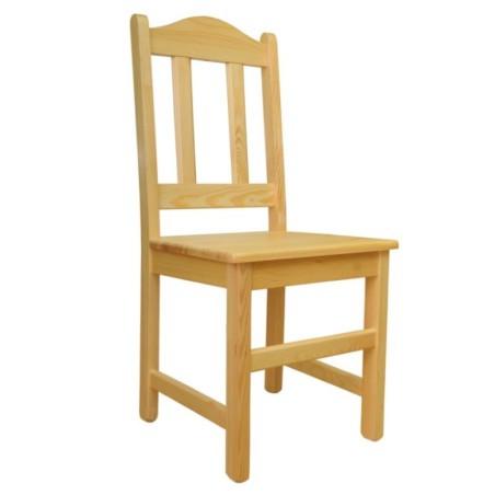 Krzesło sosnowe TAPUR