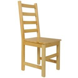 Krzesło sosnowe KABER