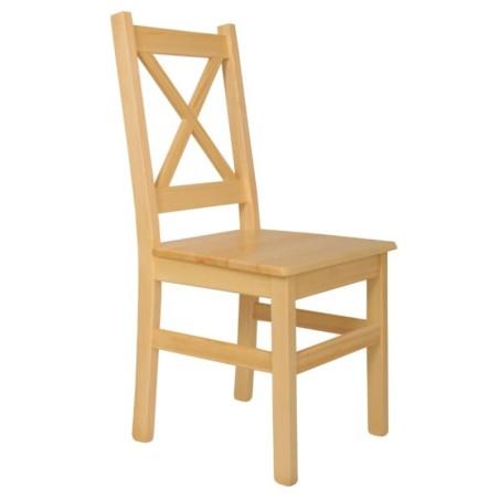 Krzesło sosnowe ALAT
