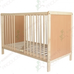 Łóżeczko dziecięce pełne