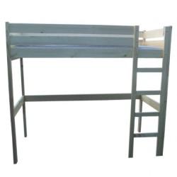 Łóżko sosnowe piętrowe antresola
