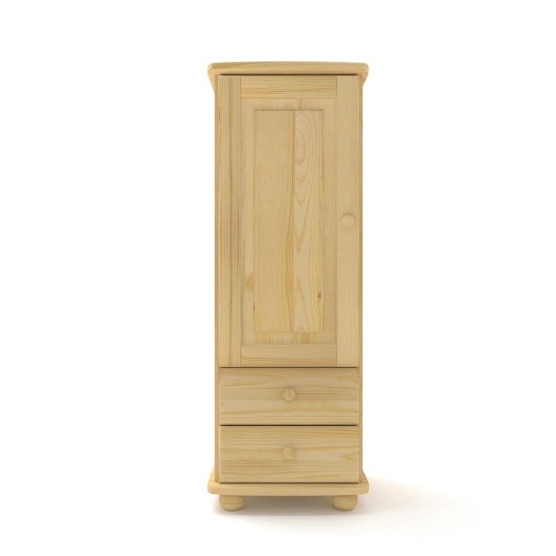 Komoda sosnowa K38 45x124x42 cm