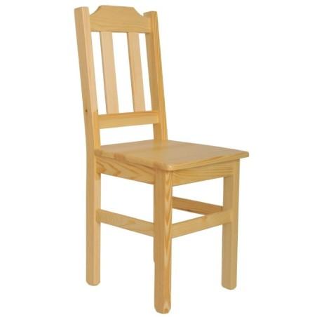Krzesło sosnowe PUNO