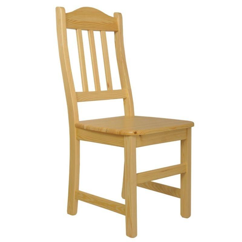 Krzesło sosnowe COLIN