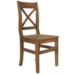 Krzesło sosnowe RETRO
