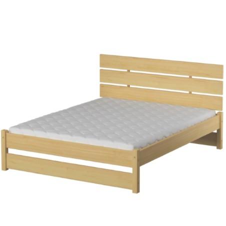 Łóżko sosnowe Dalet