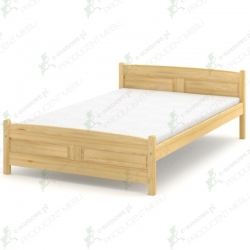 Łóżko sosnowe Max