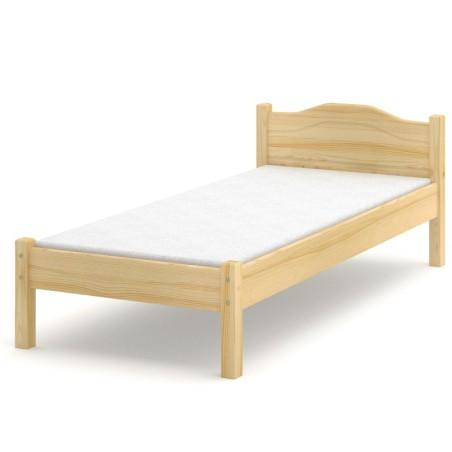 Łóżko sosnowe NOVA