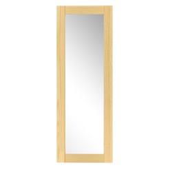 Lustro sosnowe160x40-100 cm