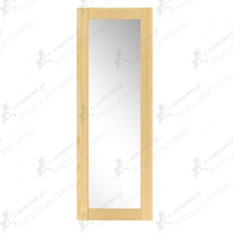 Lustro sosnowe 40x60-160 cm