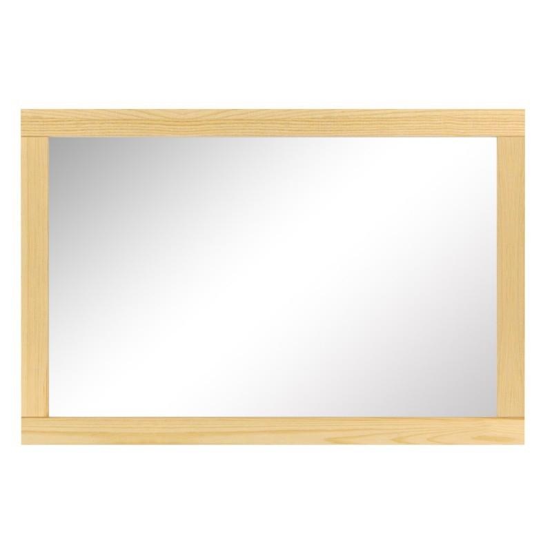 Lustro sosnowe 120x60-80 cm