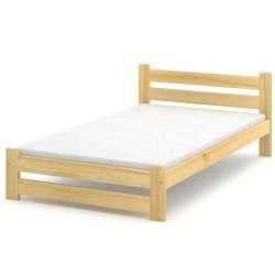 Łóżko sosnowe Pol