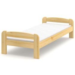 Łóżko sosnowe Tamik