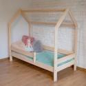 Łóżko dziecięce Domek