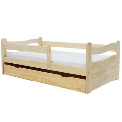 Łóżko dziecięce Fala